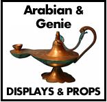 Arabian & Genie