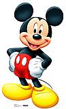 Mickey Mouse - Disney Classics Cardboard Cutout Standup Prop
