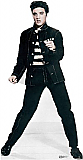 Elvis Jailhouse Rock - Elvis Cardboard Cutout Standup Prop