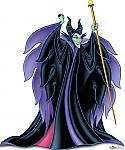 Maleficent - Disney Villain Cardboard Cutout Standup Prop