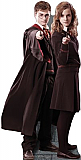 Harry Potter and Hermione Granger Cardboard Cutout