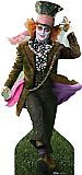 Mad Hatter - Alice in Wonderland Cardboard Cutout Standup Prop